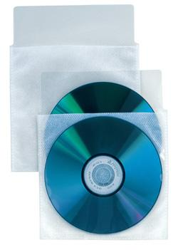 BUSTA PORTA CD SEI ROTA 2/P 12X12 I NSER CD PRO CF.25