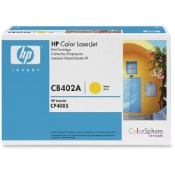 TONER HP CP4005 GIALLO CB402A