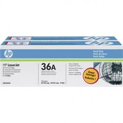 TONER HP P1505 NERO CF.2 2K CB436AD