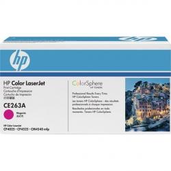 TONER HP CP4525 MAGENTA 11K CE263A