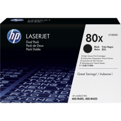 TONER HP JET M400 80X 6,9K CF.2 CF280XD