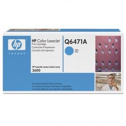 TONER HP 3600/3800 CIANO Q6471A