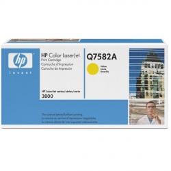 TONER HP 3800 GIALLO Q7582A