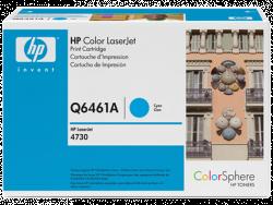 TONER HP 4730 MFP CIANO 12K Q6461A