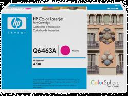 TONER HP 4730 MFP MAGENTA 12K Q6463A