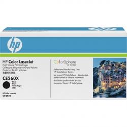 TONER HP CP3525DN NERO CE250X