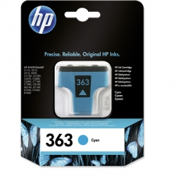 CARTUCCE HP N.363 CIANO C8771E