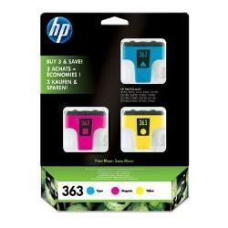 CARTUCCE HP N.363 COL.AS.PZ3 0,37 CB333E