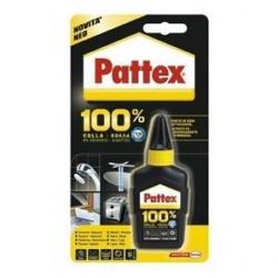 COLLA PATTEX 100% COLLA SENZA SOLVENTE G100