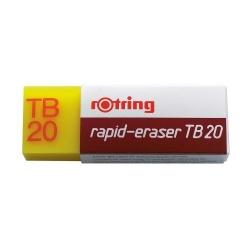 GOMMA CHINA ROTRING ERASER TB20