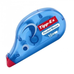 CORRETTORE BIC ROLLER TIPP-EX 4,2X10 MT. BLISTER