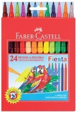 PENNARELLO FABER CASTELL FIESTA CF.24
