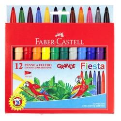 PENNARELLO FABER CASTELL FIESTA GRANDE CF.12