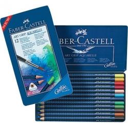 PASTELLO FABER CASTELL ART GRIP 12