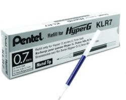 REFILL PENTEL ENERGEL 07 LR7 BLU CF.12