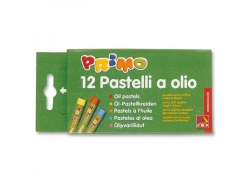 PASTELLO OLIO MOROCOLOR 12 COLORI CMP BLISTER