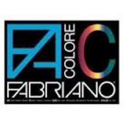 ALBUM DISEGNO FABRIANO COLOR 33X48 L/R FF25