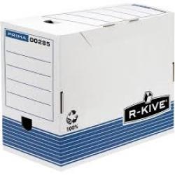 SCATOLA ARCHIVIO FELLOWES R-KIVE A4 26X31,5 DORSO 20