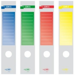 COPRIDORSO SEI ROTA CDR-S (CARTA) CF.10 BLU