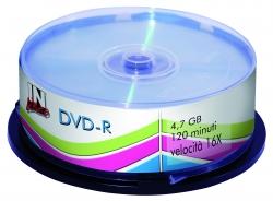 DVD+R IN UFFICIO CAMPANA 25PZ
