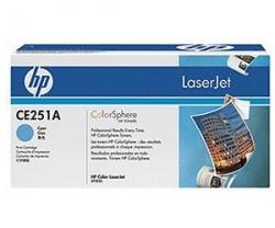 TONER HP CP3525DN CIANO CE251A