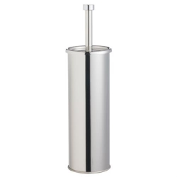 PORTASCOPINO WC IN ACCIAO INOX