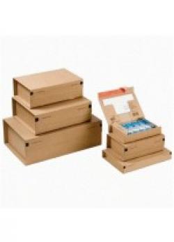 SCATOLA COLOMPAC CARTONE SPEDIZIONE 230X166X90 A5 CF.10