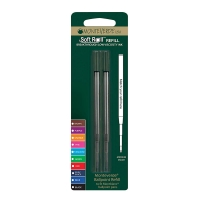 REFILL MONTBLANC NERO BLISTER PZ.2