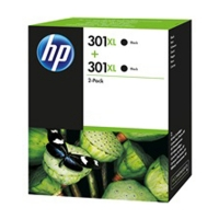 CARTUCCE HP 301XL NERO 2 PACK D8J45AE