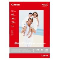 CARTA CANON BIANCA LUCIDA A4 210GR PHOTO  GP-501 50FF 0775B001