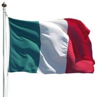 BANDIERA 100X150 PER ESTERNO ITALIA