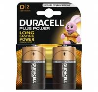 PILA DURACELL TORCIA 1,5V D BLISTER 2