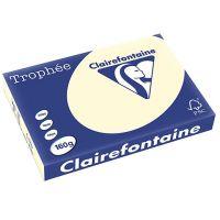 RISMA CLAIREFONTAINE TROPHE A3 G160 FF250 CREMA