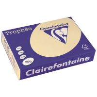 RISMA CLAIREFONTAINE TROPHE A4 G80 FF500  CAMOSCIO 1787