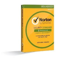 NORTON ANTIVIRUS 2017 SECURITY STANDARD 1Y 1USER  BOX FULL