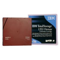 CASSETTE IBM ULTRIUM LTO5 1,5TB/3,0 TB CF.20 ETICHETTATE