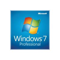 PROG.WINDOWS 7 BOX PROFESSIONAL SP1 OEM 32BIT  FQC-08282