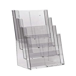 ESPOSITORE DA BANCO PLEXIGLASS TAYMAR COUNTER MULTI 4XA4