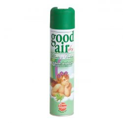 DEODORANTE SPRAY MENTA E VERBENA ML.400