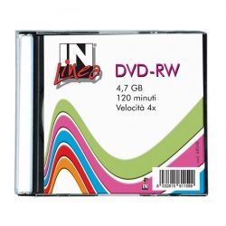 DVD-RW IN UFFICIO RISRIV4,7GB