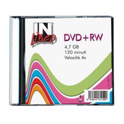 DVD+RW IN UFFICIO RISRIV4,7GB