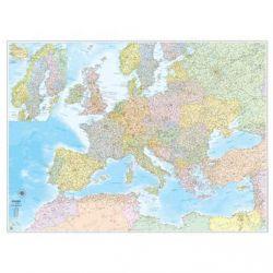 CARTINA MURALE EUROPA 91X70