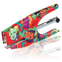 CUCITRICE A PINZA POP ART MARILYN