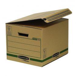 SCATOLA SPEDIZIONE SICURA FELLOWES  334X287X377  BANKERS BOX CF.10