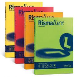 RISMALUCE FAVINI A4 G140 FF200 ARANCIONE