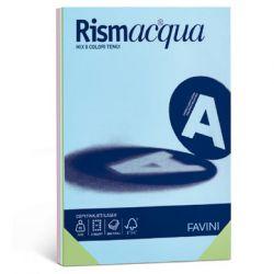 RISMACQUA FAVINI A4 G90 FF300 COLORI TENUI ASS.