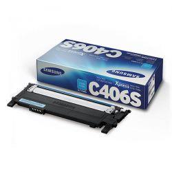 TONER HP SAMSUNG CLT-C406S 1K CIANO ST984A