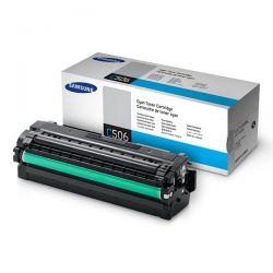 TONER HP SAMSUNG CLT-C506L 3,5K CIANO SU038A