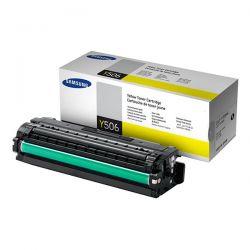 TONER HP SAMSUNG CLT-Y506S 1,5K GIALLO SU524A