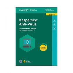 KASPERSKY ANTIVIRUS 2018 1Y 3PC KL1171T5AFR-8SL